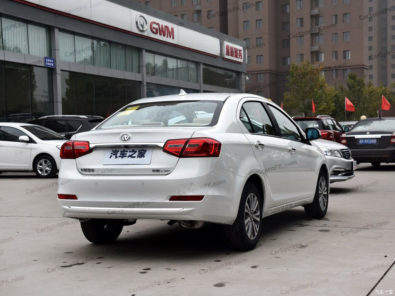 Great Wall C30- The Perfect Low-Budget Sedan 11