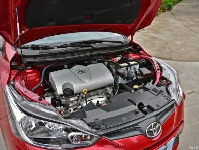 Toyota to Launch Yaris Sedan in Asian Markets 9