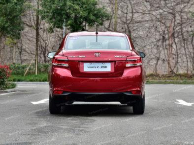 Toyota to Launch Yaris Sedan in Asian Markets 5