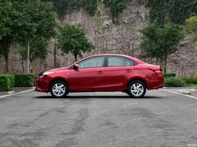 Toyota to Launch Yaris Sedan in Asian Markets 6