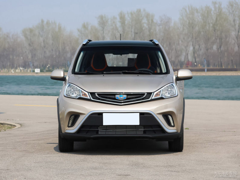 Geely Yuanjing X1 Launched in China 2
