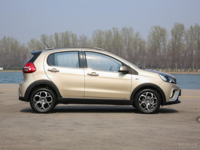 Geely Yuanjing X1 Launched in China 4