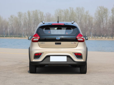 Geely Yuanjing X1 Launched in China 6
