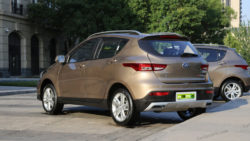 FAW D60 SUV Facelift Launched in China 3