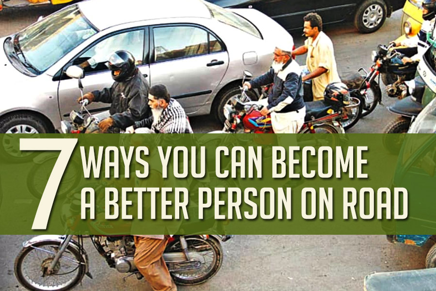 7 Ways You Can Become a Better Person on Road This Ramazan 7