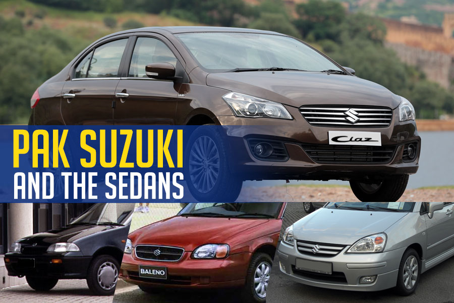 Pak Suzuki And The Sedan Segment 10