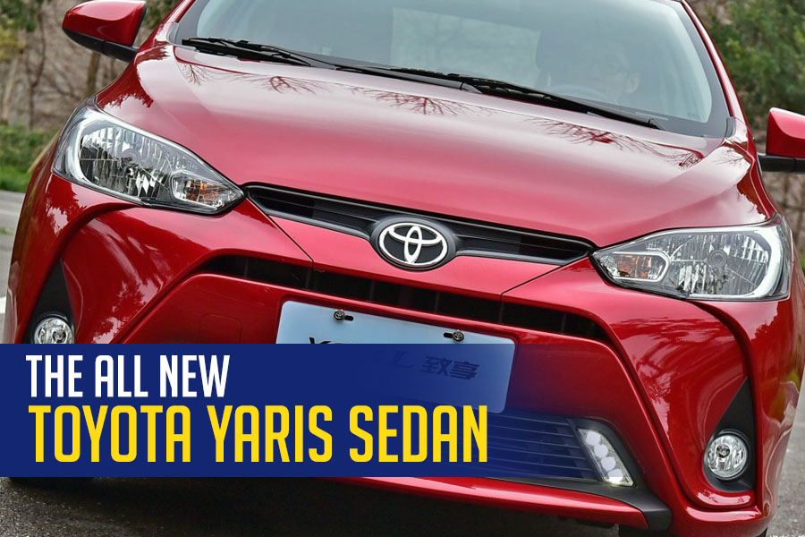 Toyota to Launch Yaris Sedan in Asian Markets 9