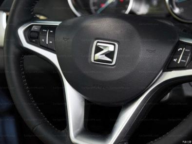 The Zotye SR7 SUV 14
