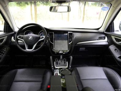 The Zotye SR7 SUV 11
