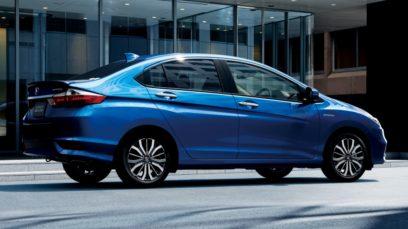Honda Grace Facelift Launched in Japan with Honda Sensing Suite 4