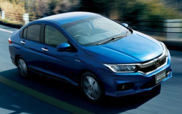 Honda Grace Facelift Launched in Japan with Honda Sensing Suite 5