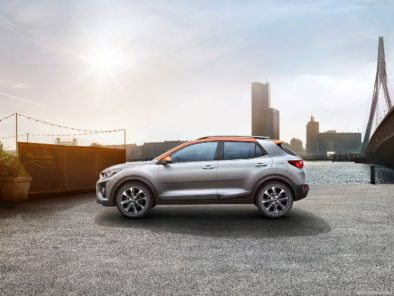 KIA Reveals the All-New Stonic Compact Crossover 6