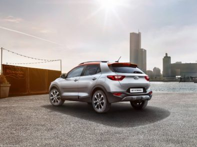 KIA Reveals the All-New Stonic Compact Crossover 7