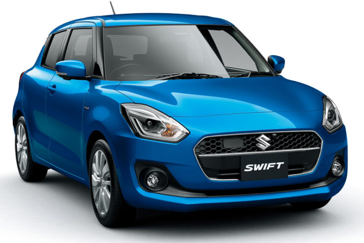 Suzuki Swift Hybrid launched in Japan, Goes 32.0 Km per Liter 1