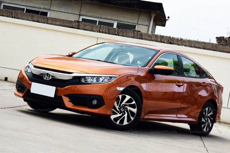 New Civic Becoming Honda's Best Seller in China 10