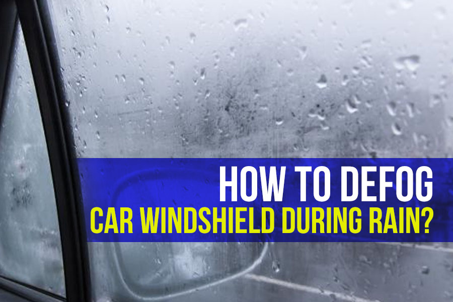 Guides: How to Defog Car Windshield 3
