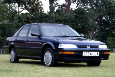 From the Pages of Past: Honda Concerto 12