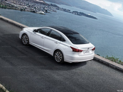Changan will Launch the Impressive Raeton CC in China by Year End 7