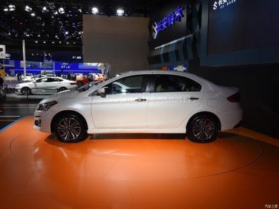 Suzuki Ciaz (Alivio Pro) Facelift Unveiled 10