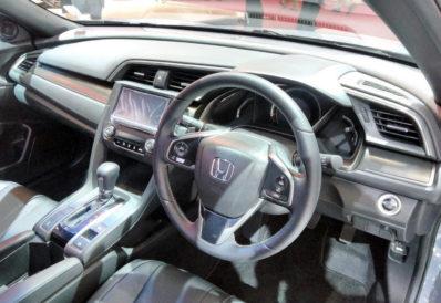 GIIAS 2017: Honda Civic Hatchback, HR-V Mugen & Brio Satya 6