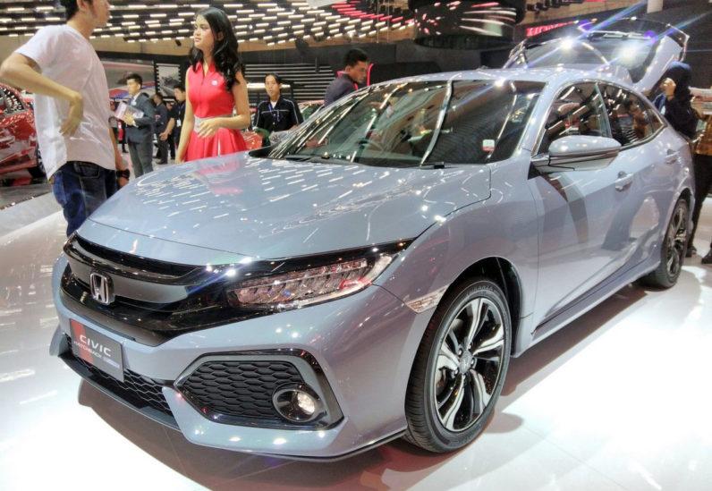 GIIAS 2017: Honda Civic Hatchback, HR-V Mugen & Brio Satya 1