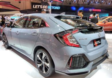 GIIAS 2017: Honda Civic Hatchback, HR-V Mugen & Brio Satya 3