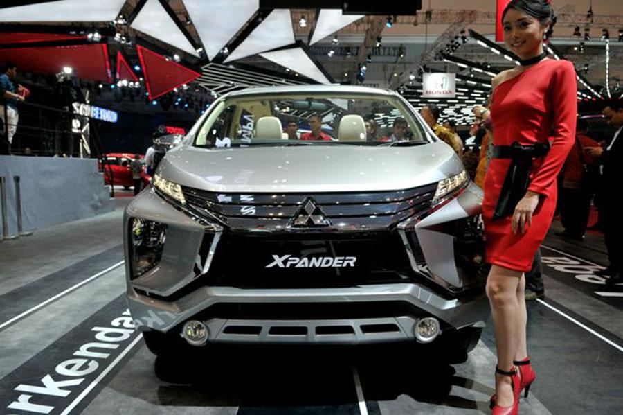 GIIAS 2017: Mitsubishi Xpander Makes Official Debut 4