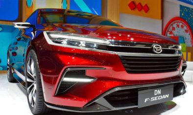 GIIAS 2017: Daihatsu DN F-Sedan Concept 4