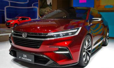 GIIAS 2017: Daihatsu DN F-Sedan Concept 2