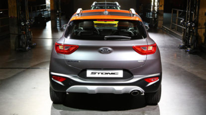 KIA will Launch Stonic and Stinger in Europe 3