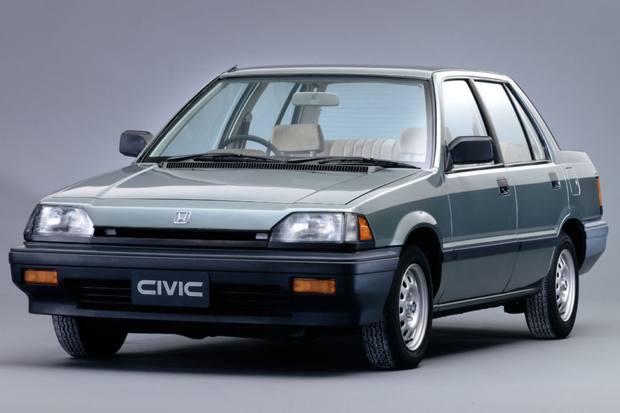Remembering the Third Generation Honda Civic 8