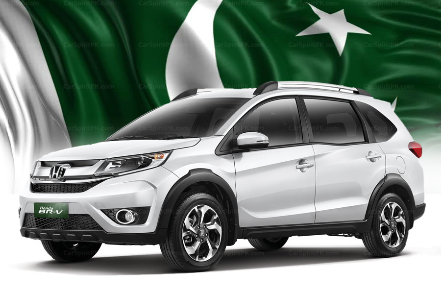 Honda BR-V Becoming the Most Successful 7-seater in Pakistan 3