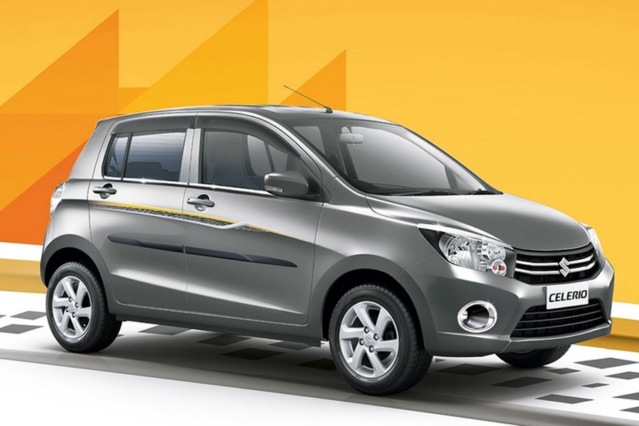 Limited Edition Celerio Launched in India, Priced From INR 4.87 Lac 8