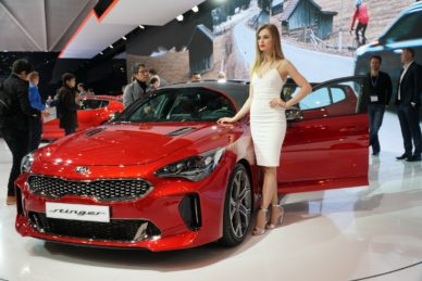 KIA will Launch Stonic and Stinger in Europe 9