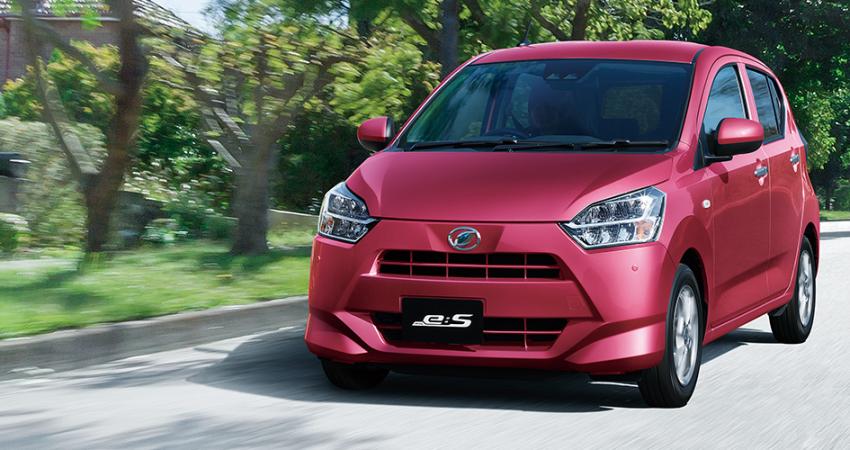 The Only True Competitor of Suzuki? 5