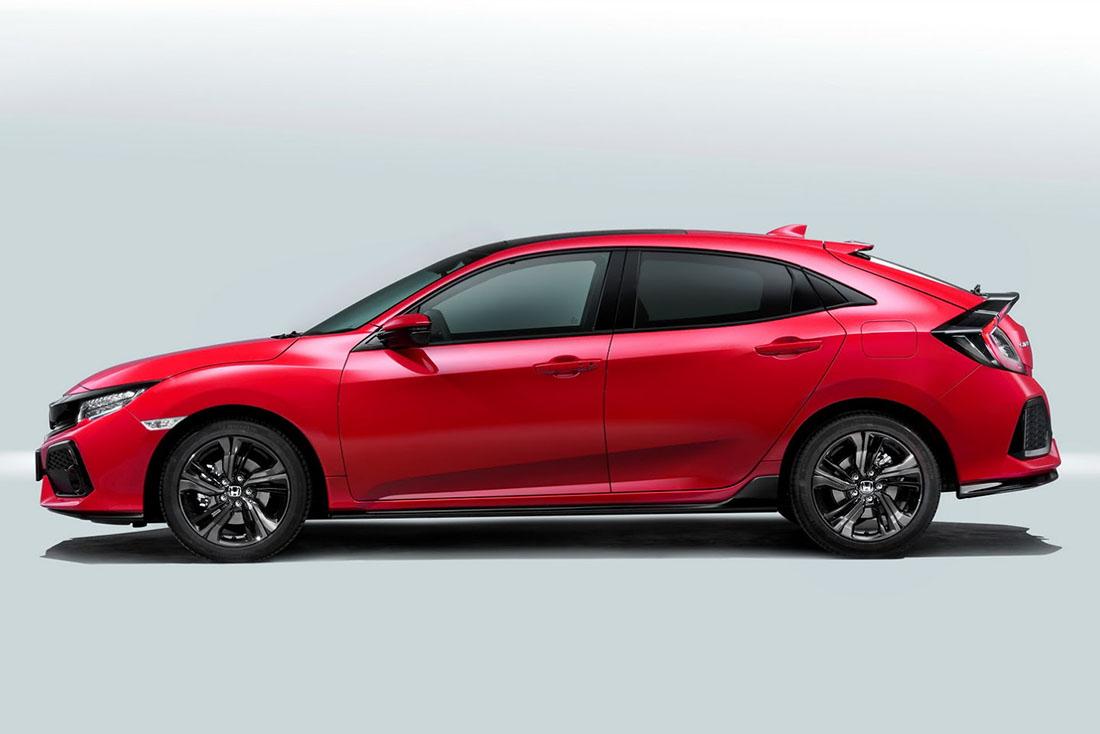 European Honda Civic Gets New Turbo Diesel Engine 1