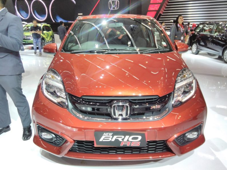 GIIAS 2017: Honda Brio RS and Mobilio RS 2