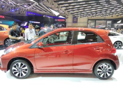 GIIAS 2017: Honda Brio RS and Mobilio RS 3