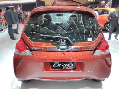 GIIAS 2017: Honda Brio RS and Mobilio RS 4