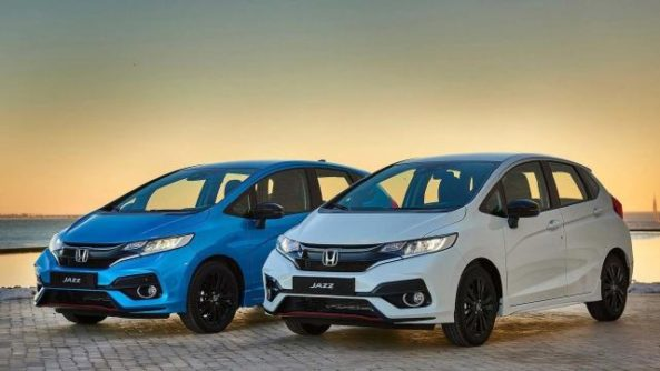 2018 Honda Jazz Facelift Revealed Ahead of Frankfurt Auto Show 1