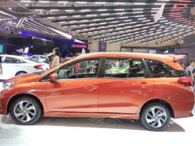 GIIAS 2017: Honda Brio RS and Mobilio RS 8
