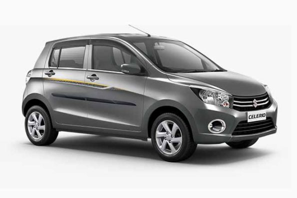 Limited Edition Celerio Launched in India, Priced From INR 4.87 Lac 4
