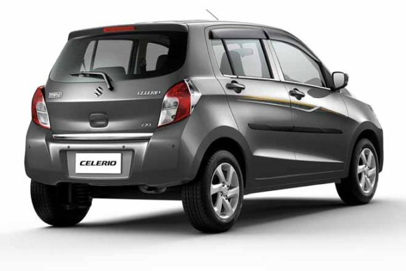 Limited Edition Celerio Launched in India, Priced From INR 4.87 Lac 5