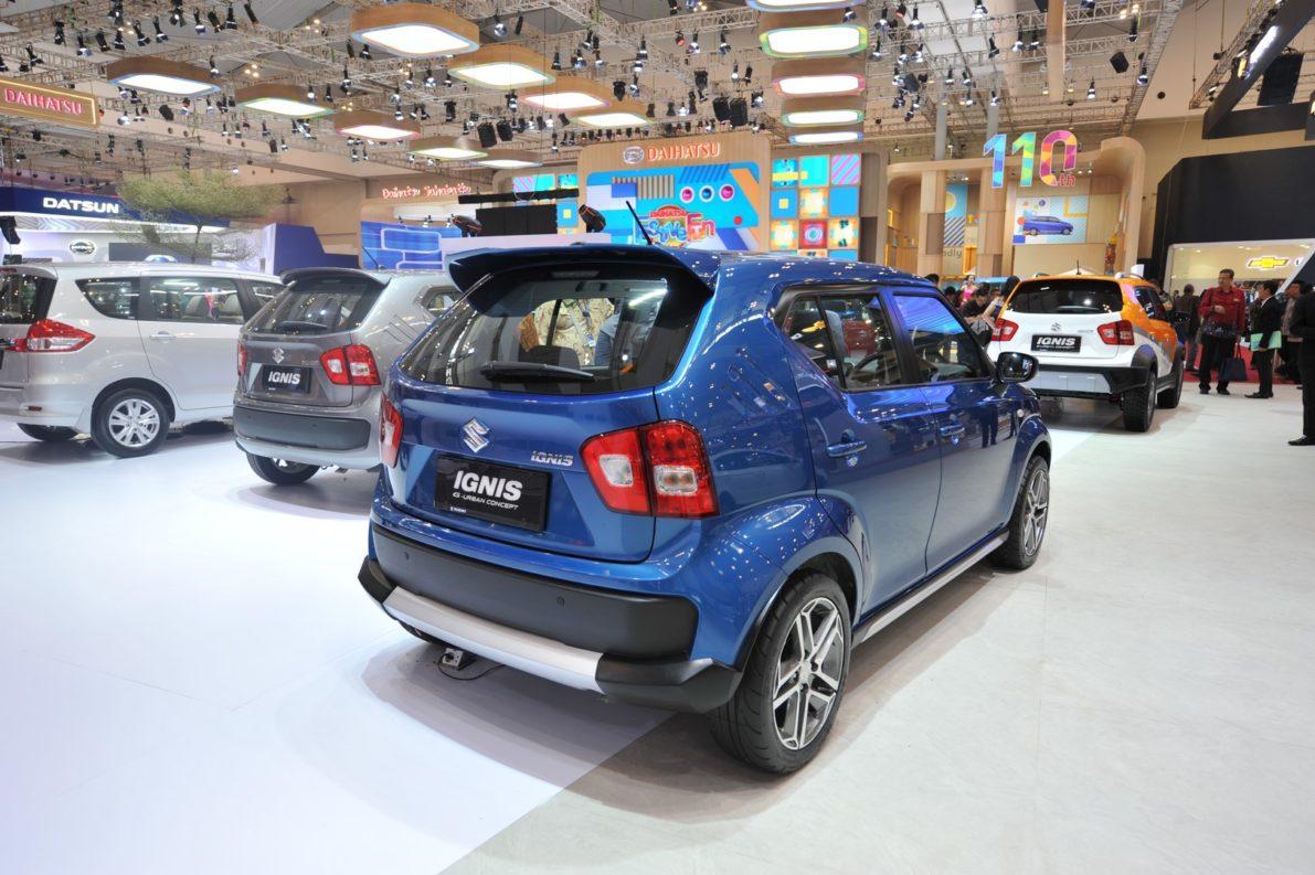 GIIAS 2017: Suzuki Ignis Urban Concepts 8