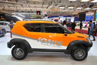 GIIAS 2017: Suzuki Ignis Urban Concepts 3