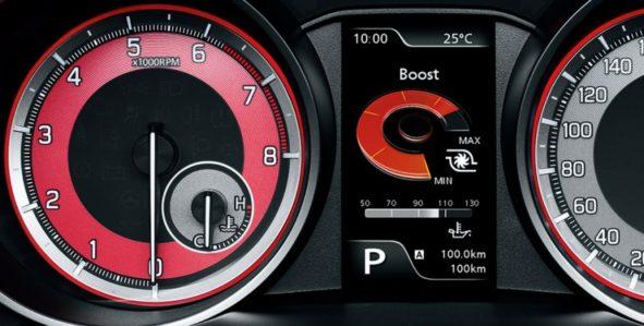 Suzuki Releases Interior Photos of New Swift Sport 2