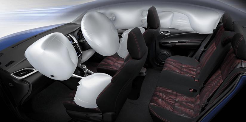 New Toyota Yaris Ativ Sedan Launched in Thailand 10