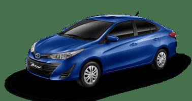 New Toyota Yaris Ativ Sedan Launched in Thailand 5