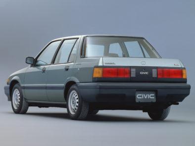 Remembering the Third Generation Honda Civic 5
