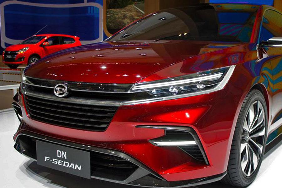 GIIAS 2017: Daihatsu DN F-Sedan Concept 5